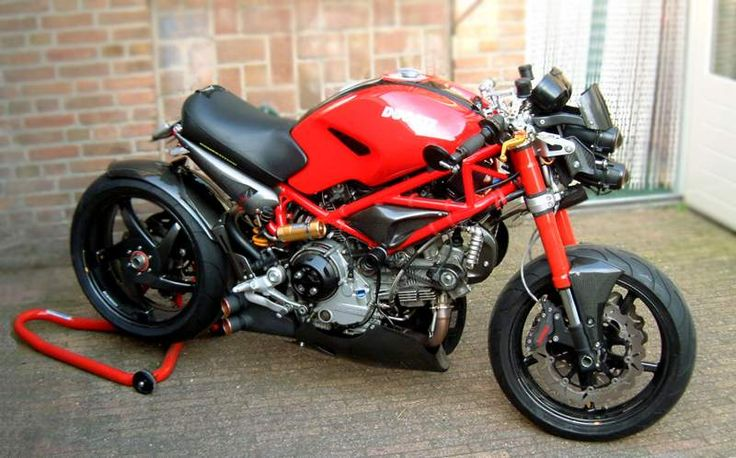 Ducati Monster Forum