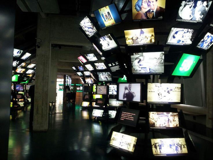 Museu do Futebol em São Paulo, SP