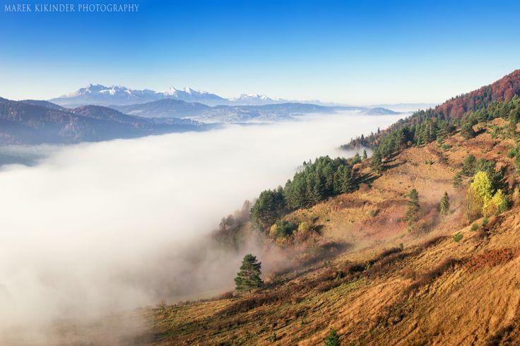 Nádherné fotky výhľadov z hôr z celého Slovenska – Sóda
