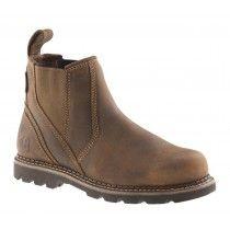 Buckler B1500 Non-Safety Dealer Boots Dark Brown