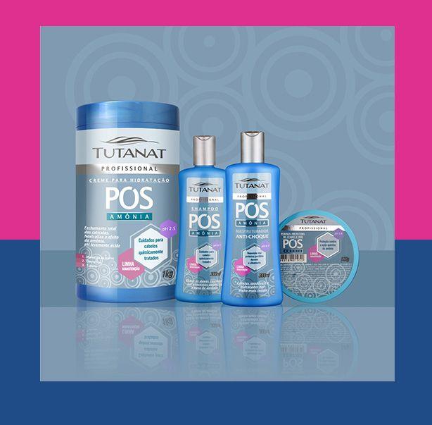 Seu cabelo passou por processo químico recentemente? Não esqueça de redobrar os cuidados! Aposte no Kit Pós Amônia da Tutanat para restaurar e hidratar profundamente os fios. Acesse nossa loja virtual e adquira já o seu:http://www.rishonloja.com.br/linhas-de-produtos/pos-amonia.html #amonia #cabelos #tratamento #sedosos #hidratar #hair #tutanat