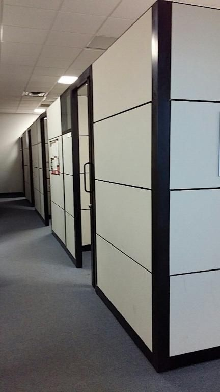 Glazed Office Cubicles : Best images about office cubicles with doors