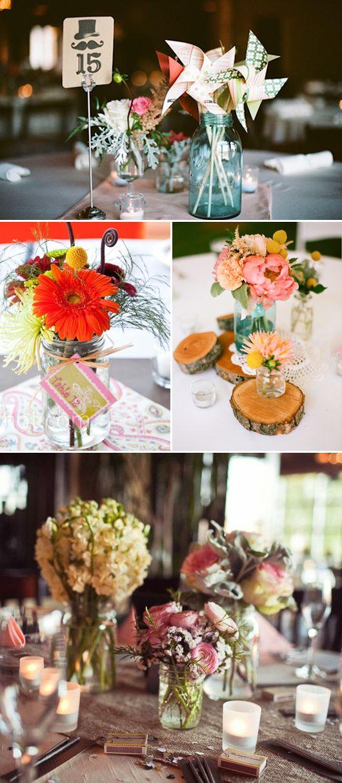 mason jar wedding favors | ... top left: Wedding Chicks , The Knot , Wedding Chicks , Pinterest
