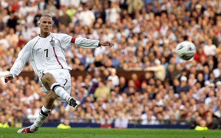 David Beckham: career in pictures - Telegraph