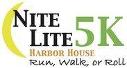 Nite Lite 5K, May 31, 2013 - Legends Sportsplex Bourbonnais Illinois - Supporting Harbor House - Run, Walk or Roll!