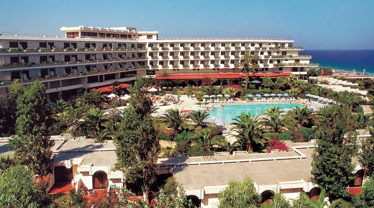 Blue Horizon Hotel - Rhodes, Ialyssos