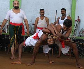Kalaripattayu - Indian martial arts