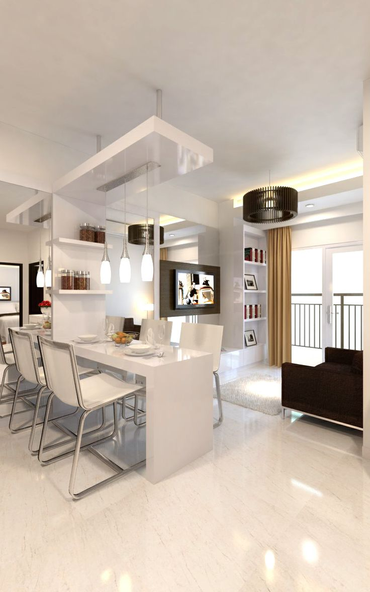 3D Design Thmrin Residence Apartment