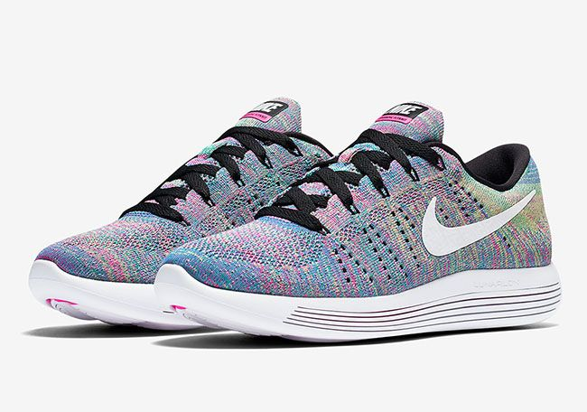 Nike LunarEpic Flyknit Low Multicolor | SneakerFiles