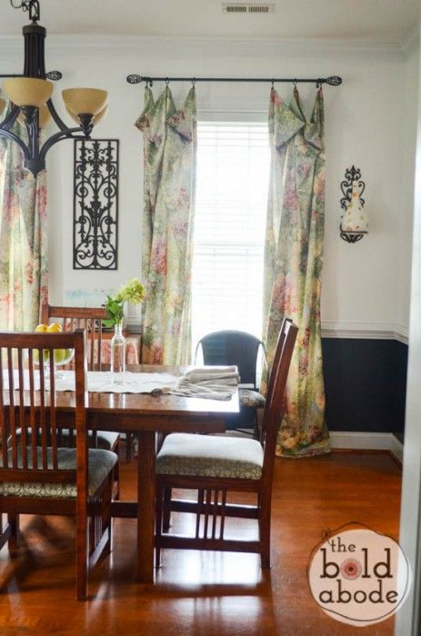 Floral Fabric Can Be The Perfect Design Touch When It Comes To  Complementing Traditional Dining Room Part 88