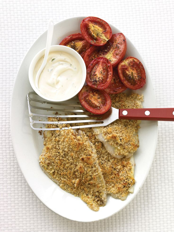 Skillet Cajun Spiced Flounder With Tomatoes Recipe — Dishmaps