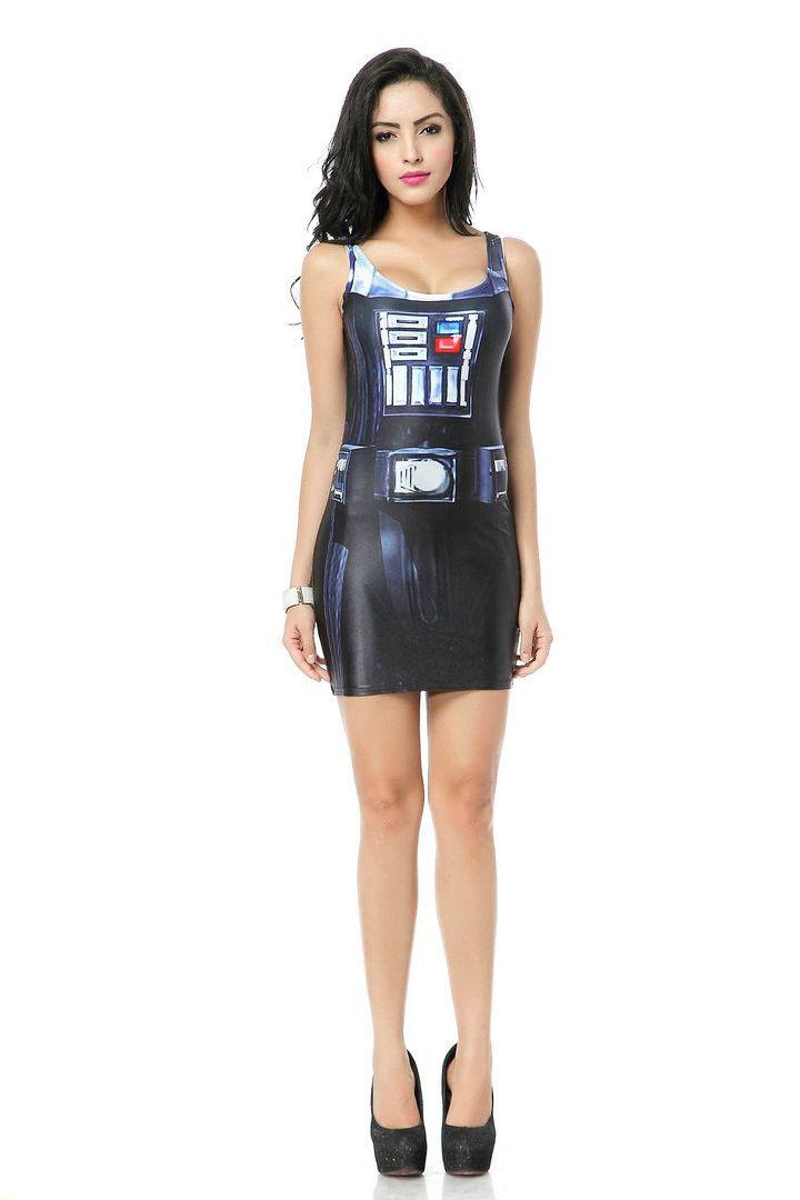 Darth Vader Star Wars Dress