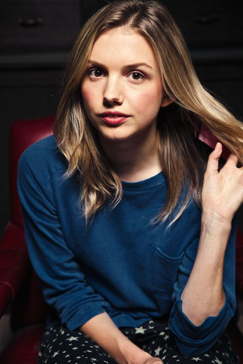 Hannah Murray-Interview Magazine- September 2014