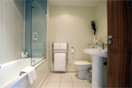 Fraser Suites Glasgow: Accommodation. Central Glasgow studios, Glasgow apartments, hotels in Glasgow city centre
