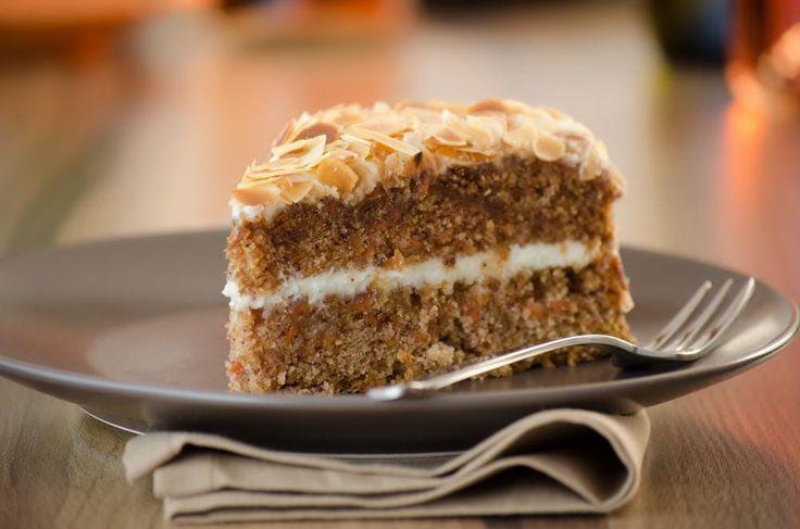 Mrkvový dort - Recepty Ládi hrušky