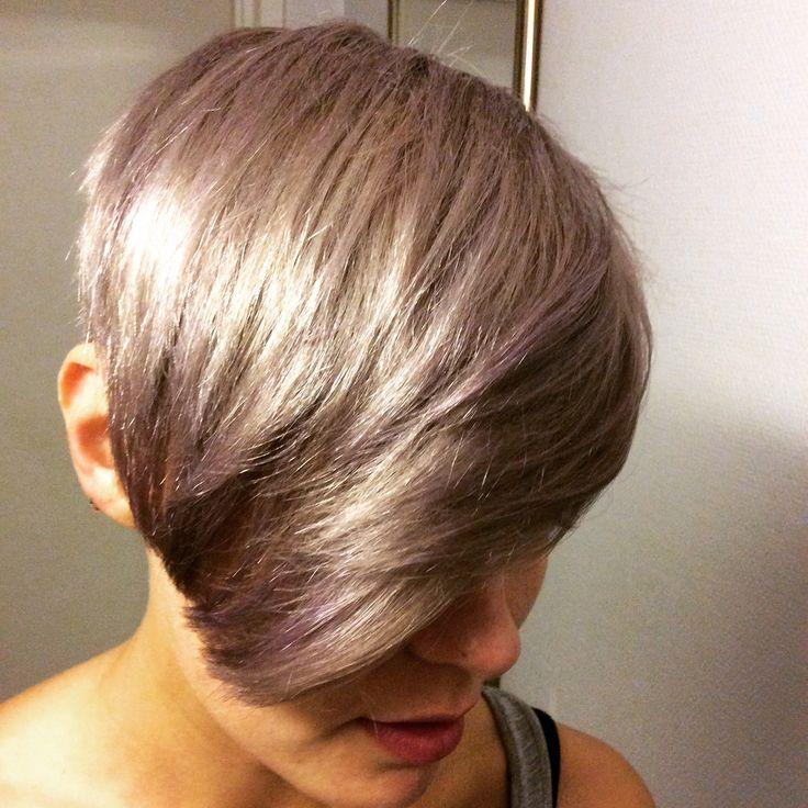 Silver/Grey hair - hopeat/harmaat hiukset