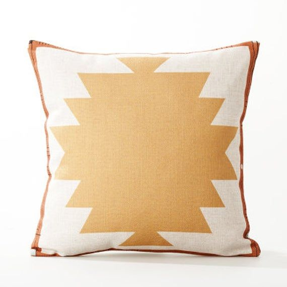 Desert Throw Pillow Aztec Geometry Modern Throw Pillow Sahara Gold Sun Sofa Pillow Decorative Pillow Bohemian Cushion Boho Tribal In 2020 Boho Throw Pillows Modern Throw Pillows Geometric Pillow