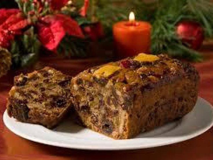 Para no comprar en exceso, podemos hornear un delicioso dulce de frutas navideño al estilo panameño