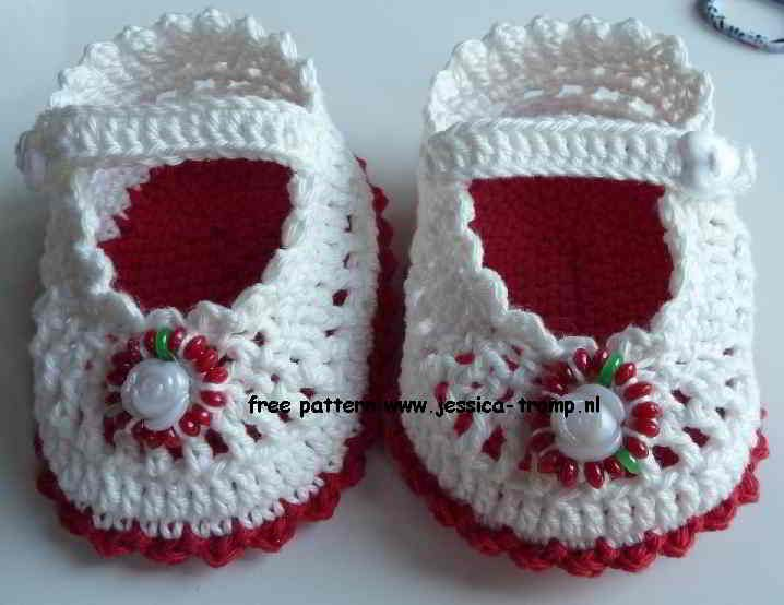 Free Crochet Baby Bootie Patterns | 11 baby booties patterns