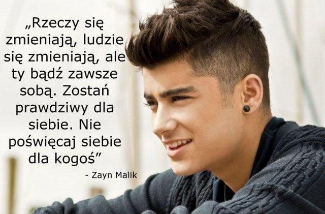 Cytaty chłopaków z One Direction