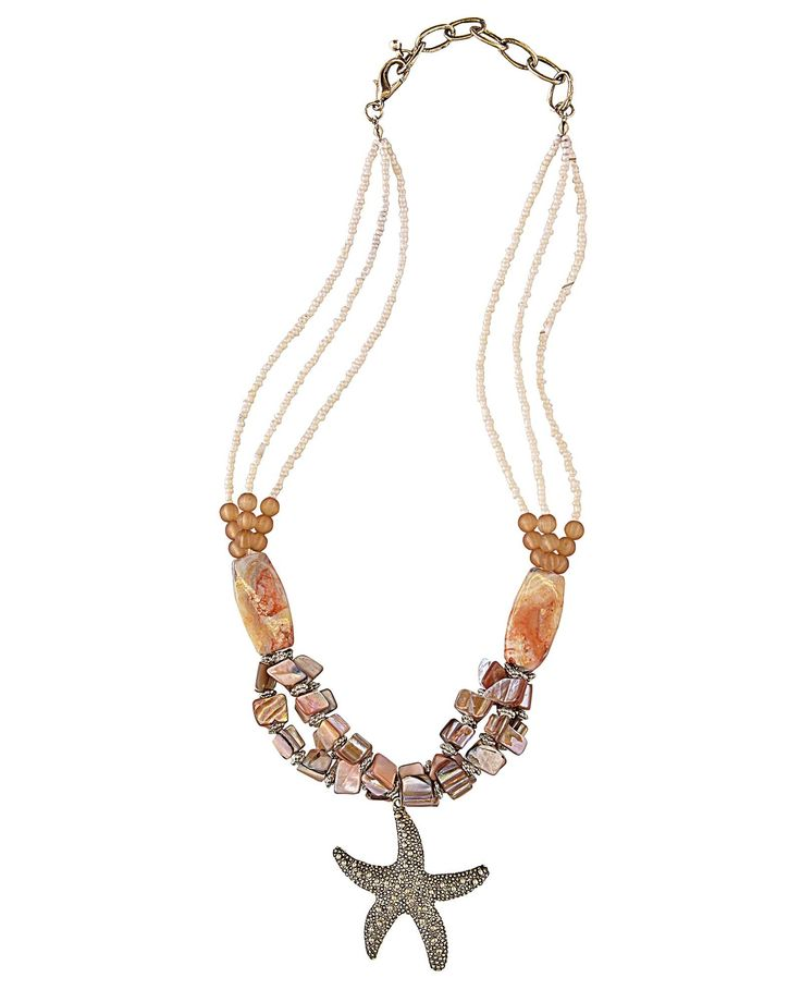 Treasured Starfish Necklace