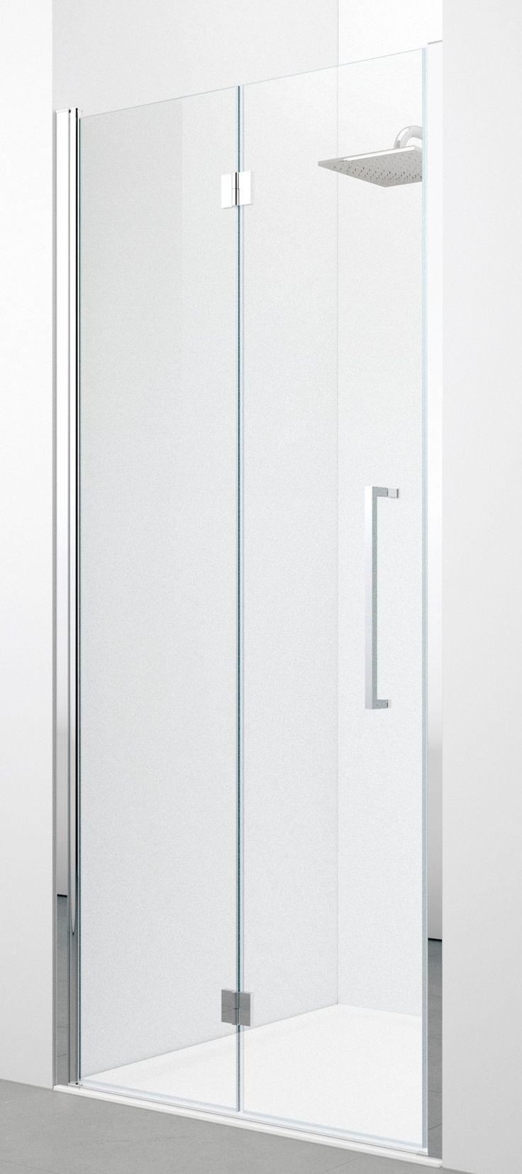 Image result for foldedør dusj