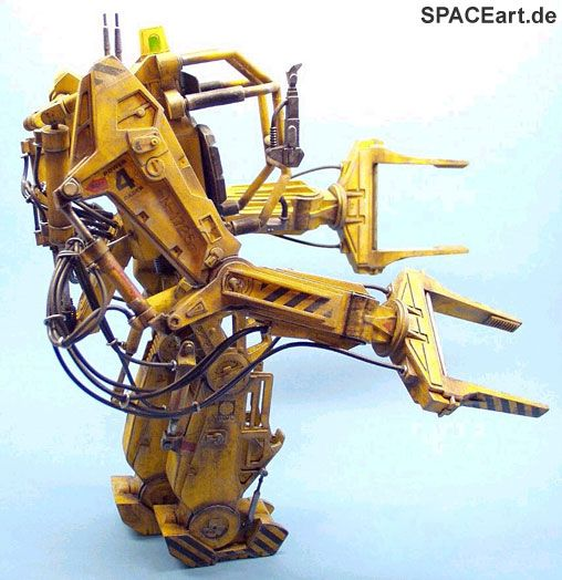 Alien 2: Power Loader, Modell-Bausatz ... http://spaceart.de/produkte/al129.php