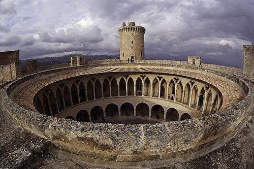 Castillo de Bellver - Palma de Mallorca