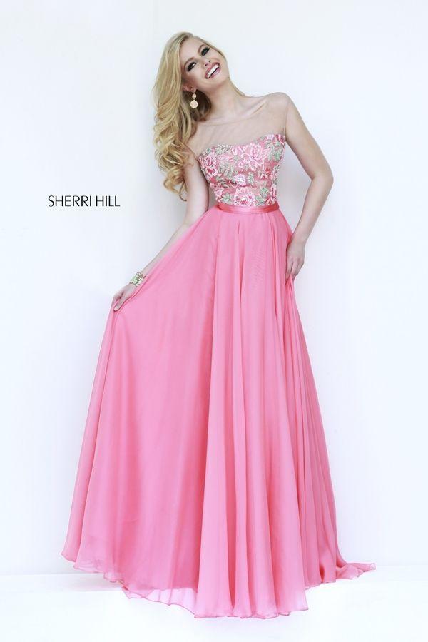 1031 best Sherri Hill images on Pinterest   Abendkleid ...