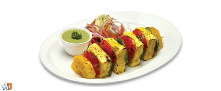 Rs.299 for 1 Veg Snack, 1 Paneer Dish from Menu, 1 Dal/Seasonal Vegetable, 6 Roti, 2 Virgin Mojito for 2 worth Rs.600