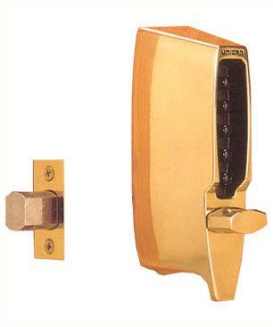 Unican Digital Lock 7104 PB - access control - digital locks - UNICAN Digital Lock 7104 Pb - Timber, Tool and Hardware Merchants established in 1933