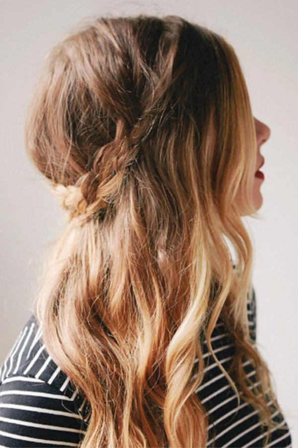 時間のない忙しい時にオススメ!簡単アレンジなのに凝ってる好印象ヘアスタイル。カット・髪型の参考に!