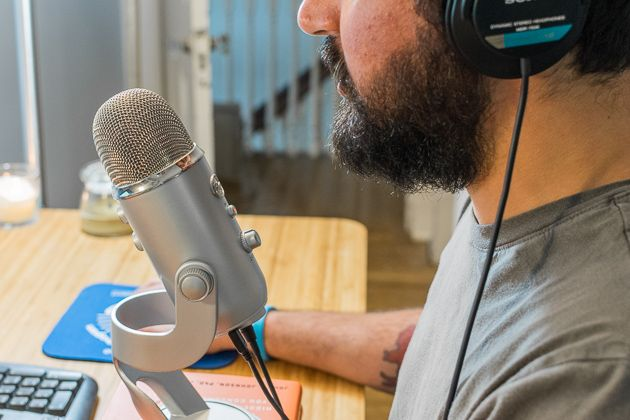 After 75 hours of research, interviews, and making audio professionals and regular humans listen to the same phrases spoken into 25 different USB microphones, we've decided for the third year in a row that the Yeti by Blue makes your voice sound the best with the least hassle.