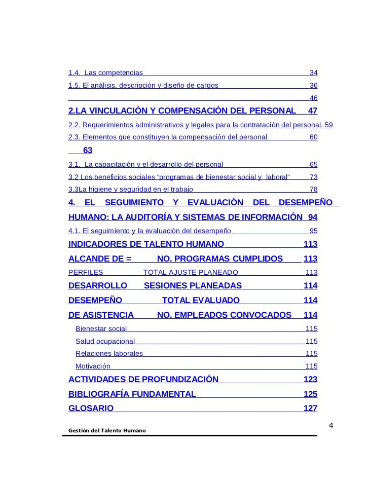 1.4. Las competencias                                                      341.5. El análisis, descripción y diseño de car...