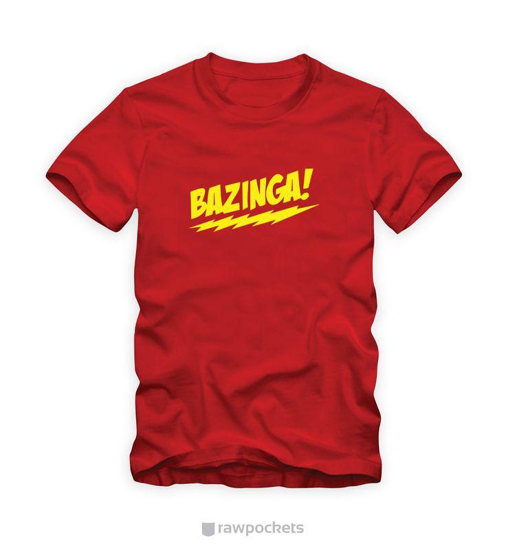 The Big Bang Theory: Bazinga