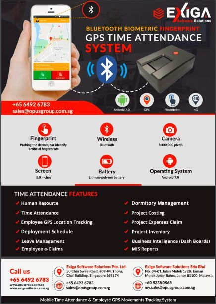 Pin by Mobile Time Attendance Tracking Solutions on