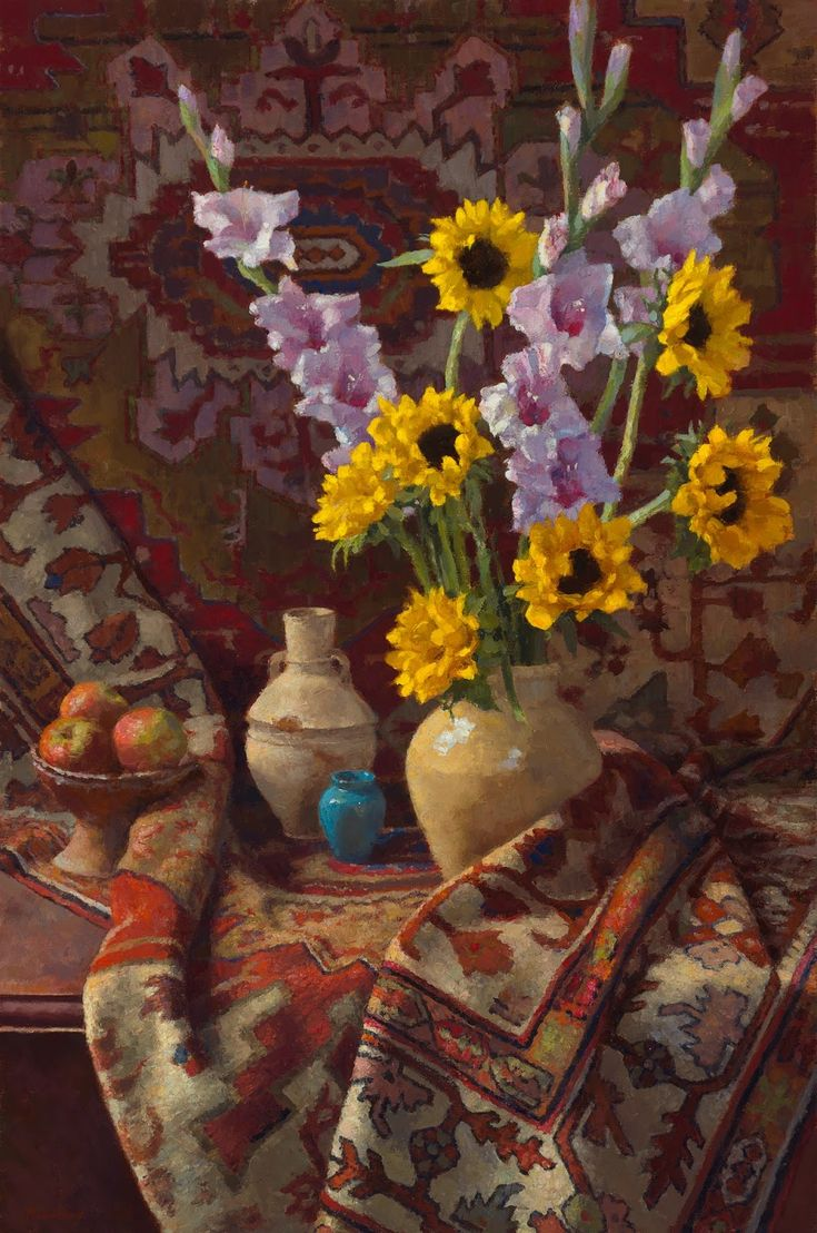Jim McVicker Paintings