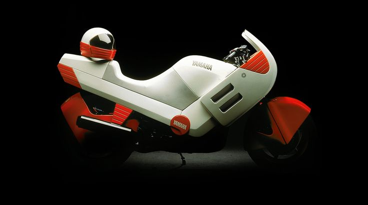 Yamaha design concept by Frog