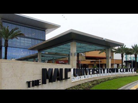 The Mall at University Town Center - UTC - Sarasota, Florida in 4k UHD