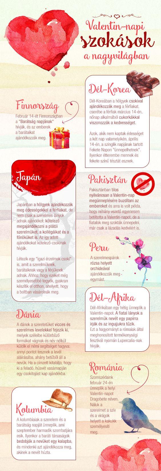 Kíváncsi vagy a legmeglepőbb Valentin-napi szokásokra? Itt megtalálod őket! :) #valentin #szokasok #erdekes #tesco #tescomagyarorszag