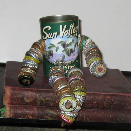 1000 ideas about tin can man on pinterest creative for Tin can tin man craft