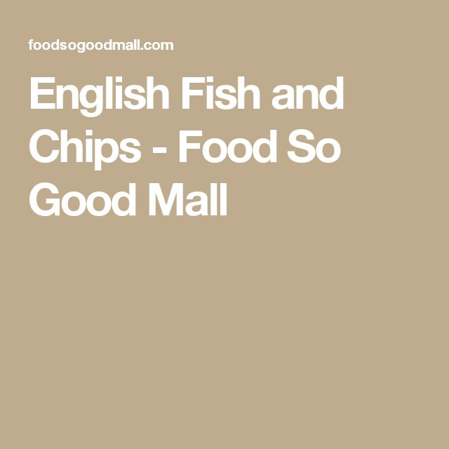 Best 25 english fish and chips ideas only on pinterest for Good place to fish near me