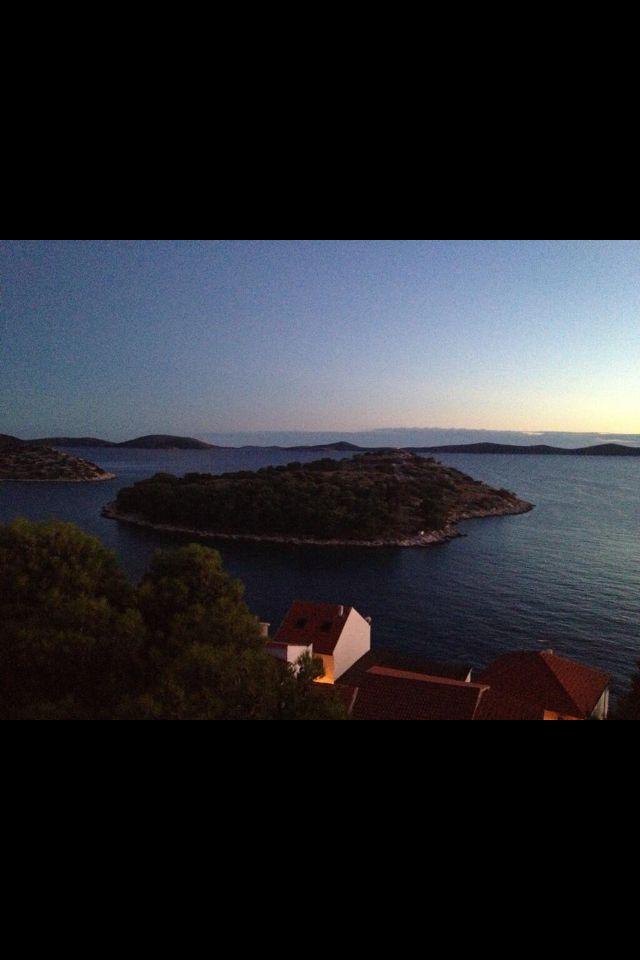 Croazia isole,una delle tante