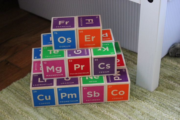 There are unexpected geeky touches in every part of this science themed nursery. Let's push up our glasses and peer closely at this room...