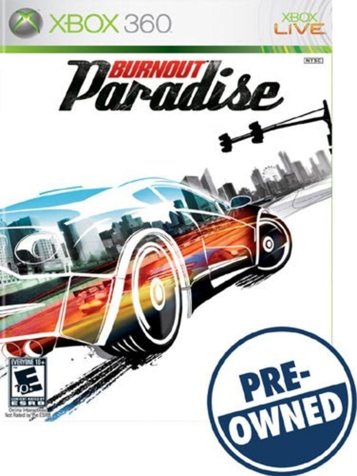 Burnout Paradise — PRE-Owned - Xbox 360