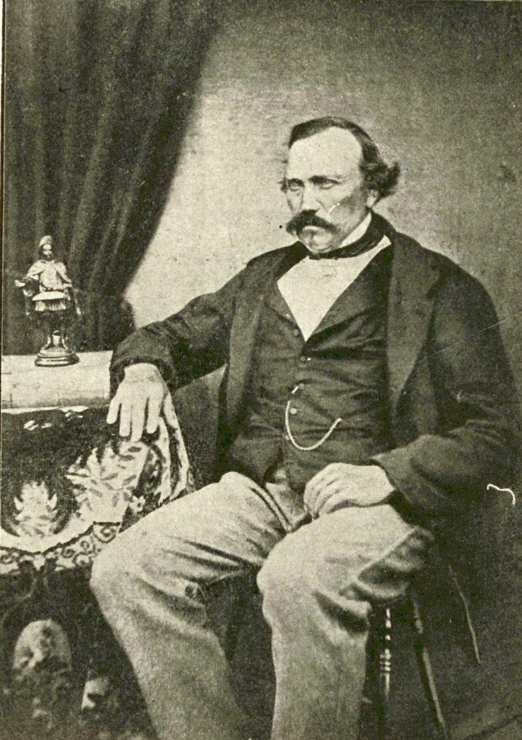 Marthinus Wessel Pretorius, eldest son of Andries Pretorius and first President of the Zuid-Afrikaansche Republiek (1857-1871)