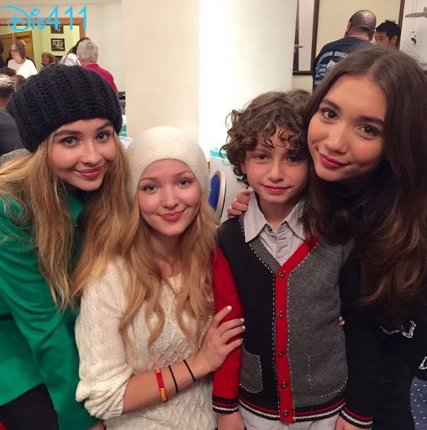 Photos: Dove Cameron Received Nice Happy Birthday Messages From Friends January 15, 2015 - Dis411