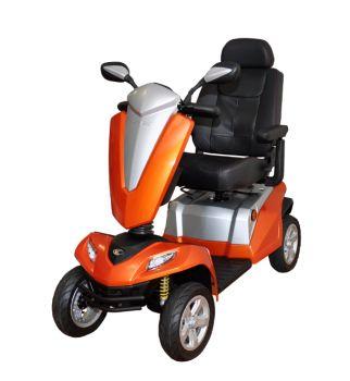 Beckers Golf Cart Handel - - Ligier - Yamaha - WSM Mitsubishi - E-Z-GO - Club Car - KYMCO Texel Neufahrzeug 15 km/h mit LED-Beleuchtung Elektromobil / Seniorenfahrzeug
