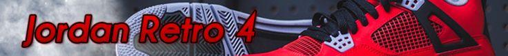 Jordan Retro 4 for Sales