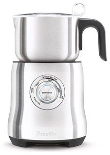 Breville The Milk Cafe Automatic Milk Frother - modern - coffee makers and tea kettles - by Kitchen Universe